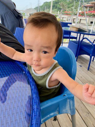 ソトス症候群で発達に遅れのある息子の現在(1歳2ヶ月)