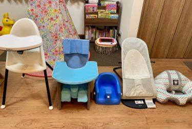 腰すわり前に座れる椅子がなかなか無い問題をベビービョルンのハイチェアで解決