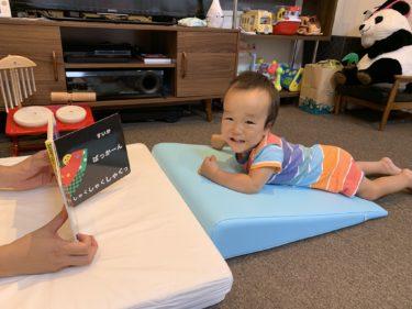 ソトス症候群の息子の発達状況(1歳4ヶ月)