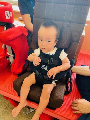 福祉機器展で身体障害者手帳で作れるバギーやカーシート、座位保持椅子を見てきました!