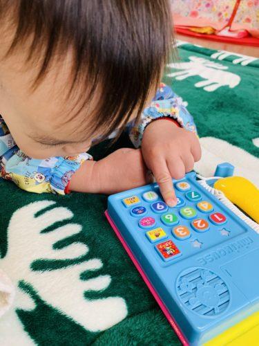 ソトス症候群の息子の発達状況(1歳6ヶ月)